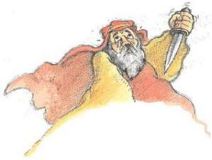 Test of Abraham c
