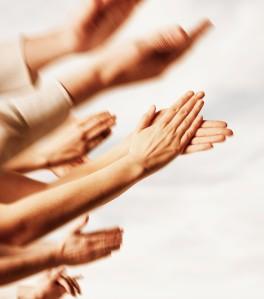 Hands Applauding
