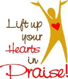 praise & Worship lift up ut heart
