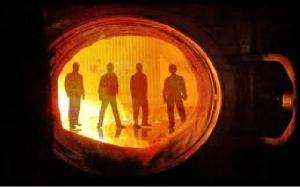 fiery furnace Hebrew three