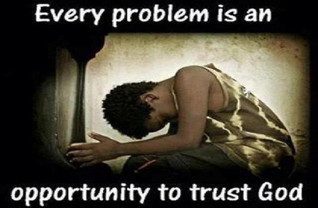 Probelms are opportunities