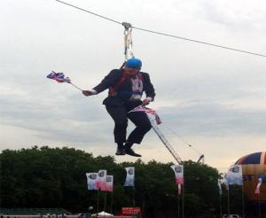 major hangs in the Balance