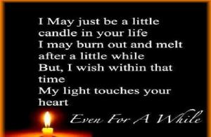 little candle