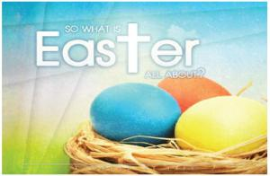 hatch a plan this Easter