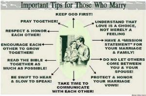 top marriage tips