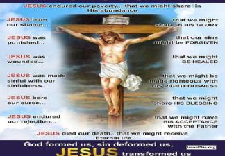 in Christ what have and are