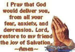 prayer deliverance