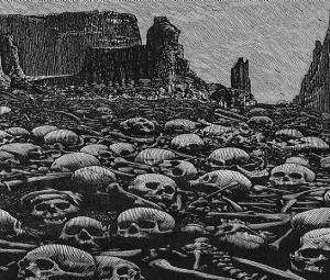 valley of dry bones 1
