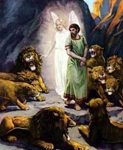 daniel & lions