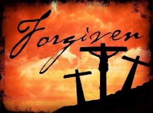 forgiven, acquitted