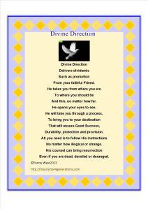 divine direction1