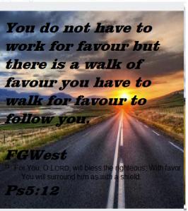 ecard favour walk