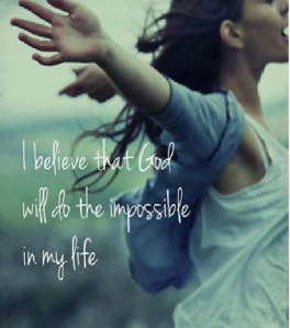 ecard God will do the incredible