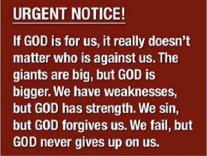 ecardsif God is n4u