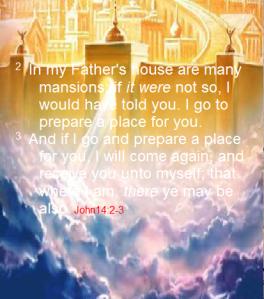 heaven john14 2-3