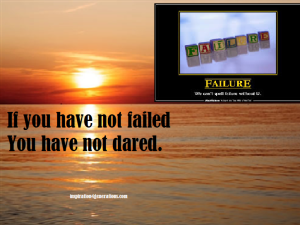 if you havenot failr