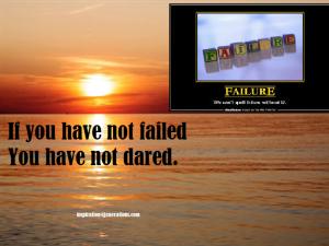 if you havenot failr