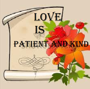 love is patient2