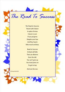 the Road to Success (2)
