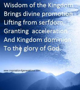 wisdom of the kingdom1