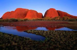 natures mountain mound