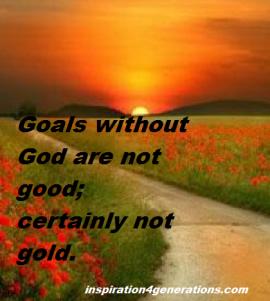 goals 1