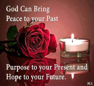 peace to ur past