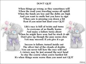 don't quit10