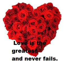 love is the greatest