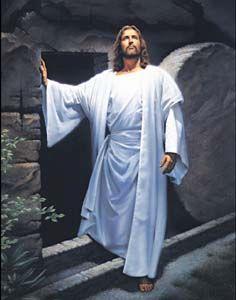 cross resurrection