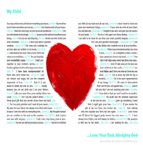 Fathers love letter3
