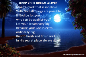 Keep Your Dream Alive2a