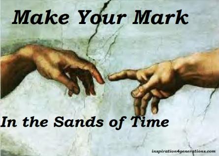 make ur mark