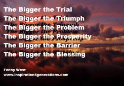 the Bigger