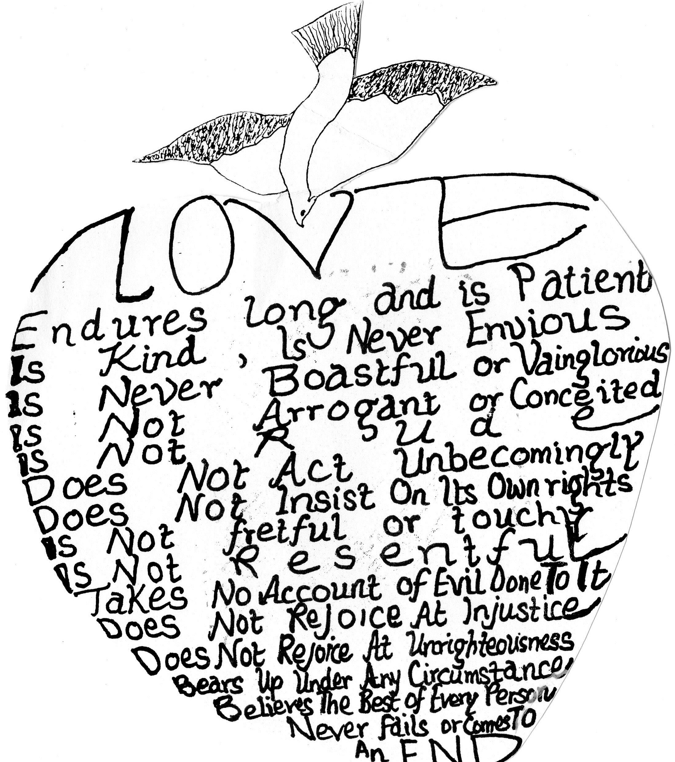 Single Words To Live By Love Spirit