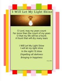 shining light1