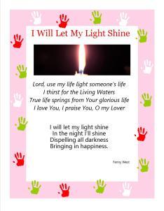 shining light4