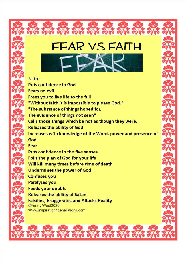 faith vs fear2